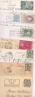 Anvers - Lot 7 Cartes : Timbres, Flamme Coloradokever, Luchtpost, Kolen In De Zomer...) - België