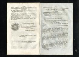 1929-bulletin Des Lois-ref-521  N° 1006 France Grande Bretagne 1843-série-9-tome-26 - Decrees & Laws