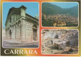 CPM:   CARRARA  (italie):   Multivues.     (A 4370) - Carrara