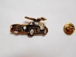 Arthus Bertrand , Auto Mercédés , Roadster , Noir , Siége Gris - Arthus Bertrand