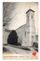 08536-LE-21-Environs De NUITS-SAINT-GEORGES-CITEAUX-Eglise Du Monastère - France