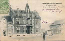 BELGIQUE - FRASNES LEZ BUISSENAL - L'Hôtel De Ville - Frasnes-lez-Anvaing
