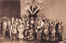 "¤¤  -  Les Artistes "" CHAFFER'S WONDER MIDGETS ""  -  Nains , Enfants , Spectacle    -  ¤¤ - Cabarets"