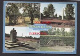 Bergen-Belsen Memorial  Anne-Frank-Platz, 29303 Lohheide,  -  Used  See The 2  Scans For Condition. ( - Hannover