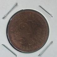 Belguim 2 Cent 1919 FR - 1909-1934: Albert I