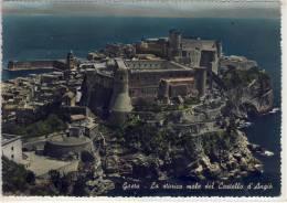 GAETA - La Storica Mole Del Castello D' Angio - Latina