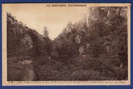 22 SAINT-GILLES-VIEUX-MARCHE Vallée De Poulancre, Les Gorges - Saint-Gilles-Vieux-Marché