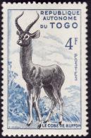 TOGO  1957 -  YT 266 - Cobe - République Autonome  - NEUF** - Togo (1960-...)