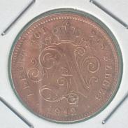 Belguim 2 Cent 1912 FR - 1909-1934: Albert I