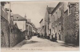 LANNILIS (29) - RUE DE TREGLONOU - France