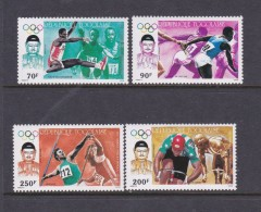 1988 Seoul Togo 1987 PreOlympic Issue MNH - Summer 1988: Seoul