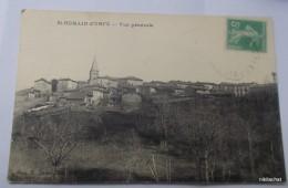 Saint Romain D'Urfé-Vue Générale - Otros Municipios