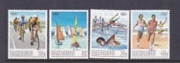 1988 Seoul Barbados Olympic Set MNH - Summer 1988: Seoul