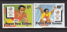 1988 Seoul Papua New Guinea MNH - Summer 1988: Seoul