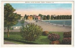 Bridge, Davis Island, Tampa, Florida - Tampa