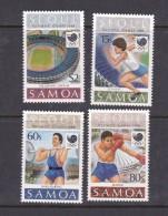 1988 Seoul Samoa Olympic Games MNH - Summer 1988: Seoul
