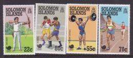 1988 Seoul Solomon Islands MNH - Summer 1988: Seoul