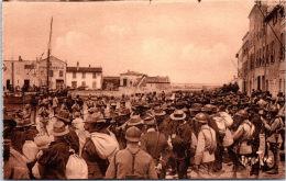 17 SAINT MARTIN DE RE - Embarquement Des Forcats.-- - Saint-Martin-de-Ré