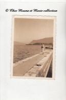 1935 - LAC DU BOURGET - SAVOIE 73 - PHOTO 9 X 6 CM - Plaatsen