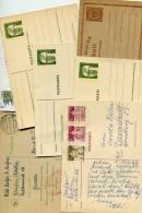 Deutschland / Lot Mit 7 Postkarten **/o (61579-40) - Germania