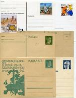 Deutschland / Lot Mit 6 Postkarten ** (61580-30) - Germania