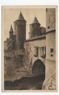METZ - N° 524 - PORTE DES ALLEMANDS - LEGEREMENT FROISSEE - CPA NON VOYAGEE - Metz