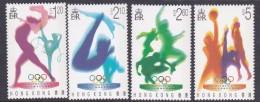 1996 Atlanta Hong Kong Olympic Games Set MNH - Summer 1996: Atlanta