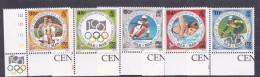 1996 Atlanta Isle Of Man 1994 Centenary Of International Olympic Committee MNH - Summer 1996: Atlanta