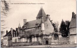 87 LES GRANDS CHEZEAUX - Le Château. - Otros Municipios