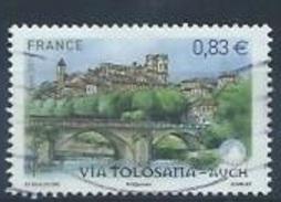 """FRANCE : Y&T  (o)  N° 4840 """" Cathédrale Sainte-Marie D'Auch"""" - Oblitérés"""