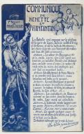 Nenette Rintintin Orsay Orleans Montparnasse Biarritz Villette, Montmartre Texte Tranchées Ya Plus Bon . Ya Bon Banania - War 1914-18