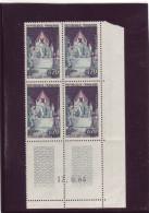 N° 1392A - 0,70F Tour De PROVINS - 1° Tirage Du 19.5.64 Au 26.6.64 - 17.06.1964 - - Coins Datés