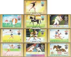 Umm Al Kaiwain 466A-475A (kompl.Ausg.) Postfrisch 1971 Olymp. Sommerspiele '72, München - Umm Al-Qaiwain