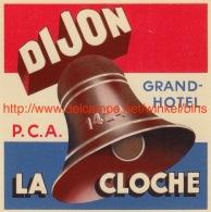 Grand Hotel La Cloche Dijon - Hotel Labels