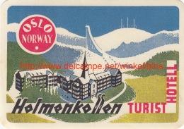 Holmenkollen Turist Hotel Oslo Norway - Hotel Labels