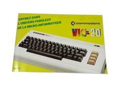 VIC 20 - COMMONDORE - LIVRET PUBLICITAIRE - Sciences & Technique
