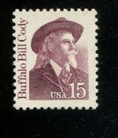 207335820 USA 1988 ** MNH SCOTT 2177 GREAT AMERICANS BUFFALO BILL CORDY - Vereinigte Staaten
