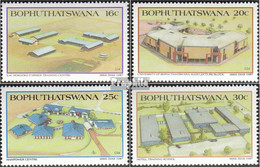 Bophuthatswana 190-193 (kompl.Ausg.) Postfrisch 1987 Hochschulen - Südafrika (...-1961)