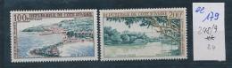 Obervolta Nr. 248-9 **     (ee179   ) Siehe Scan  ! - Upper Volta (1958-1984)