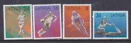 1996 Atlanta Latvia Olympic Games MNH - Zomer 1996: Atlanta
