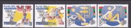 1996 Atlanta Nauru Olympic Set MNH - Summer 1996: Atlanta