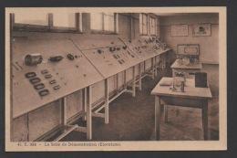DF / REGIMENTS / GROUPE DE TRANSPORT 354 EN ALLEMAGNE A RADOLZELL / LA SALLE DE DÉMONSTRATION (ELECTRICITE) - Regiments