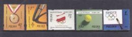 1996 Atlanta Poland Olympic Games MNH - Summer 1996: Atlanta