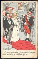 CPA ILLUSTRATEUR SIGNE - CHARLES MARTEL MARTEN - Mariage - Maternité - Couple - Série N° 10 - #175 - Sin Clasificación