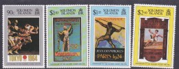 1996 Atlanta Solomon Islands MNH - Summer 1996: Atlanta