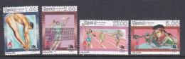 1996 Atlanta Sri Lanka Olympic Games Set MNH - Zomer 1996: Atlanta