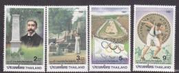 1996 Atlanta Thailand Olympic Games MNH - Summer 1996: Atlanta