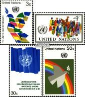UNO - New York 289-292 (kompl.Ausg.) Postfrisch 1976 Freimarken - New York -  VN Hauptquartier