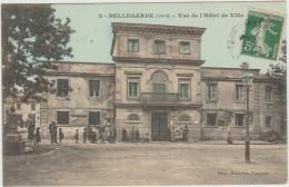 BELLEGARDE (30) - VUE DE L´AUTEL DE VILLE - Bellegarde