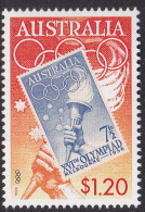 2000 Sydney 1999 PreOlympic Torch MNH - Ete 2000: Sydney